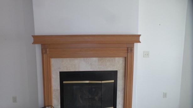gas fireplace (photo 4)