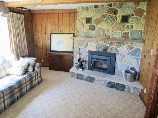 NATURAL FIREPLACE WITH INSERT (photo 3)