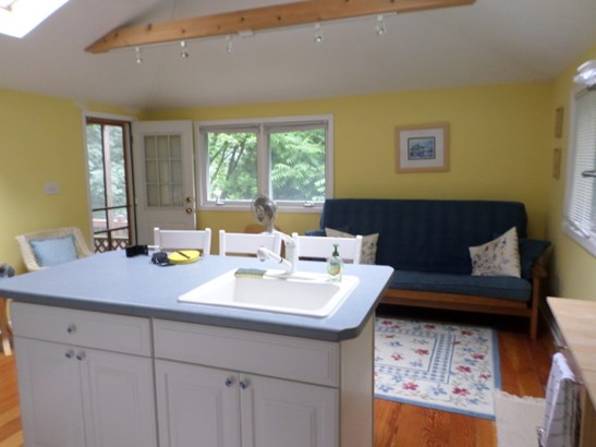 kitchen to living room (photo 2)