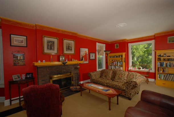 Natural fireplace (photo 4)
