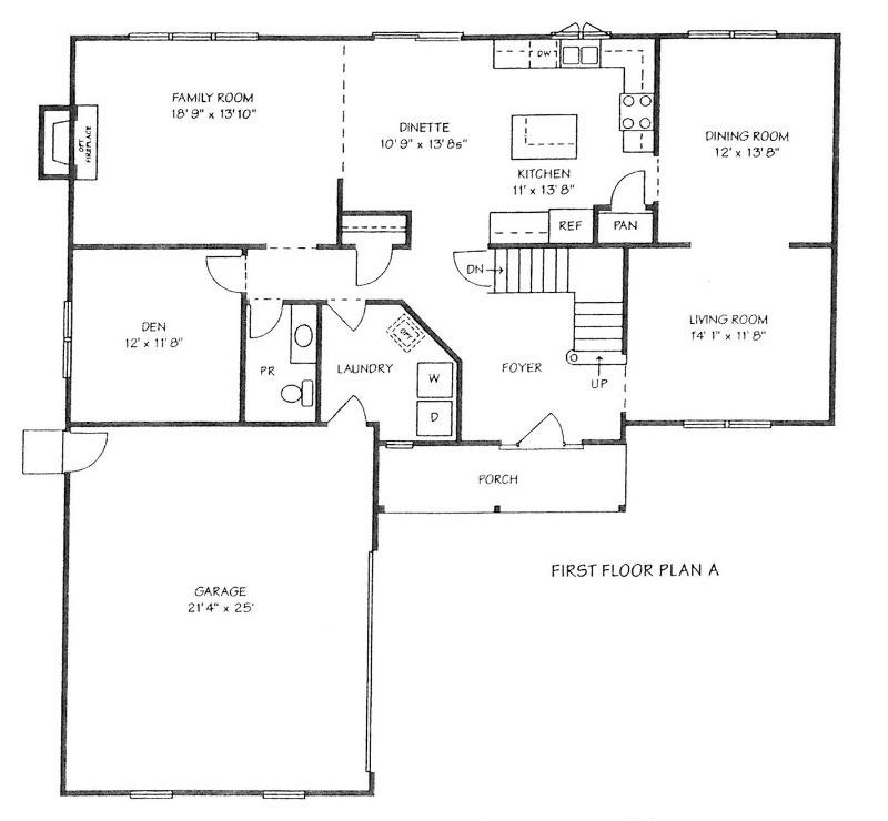 First Floor Plan (photo 2)