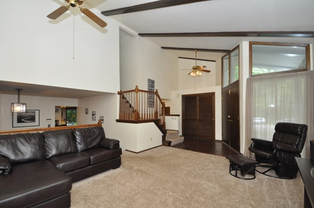 Living Room and Foyer (photo 2)