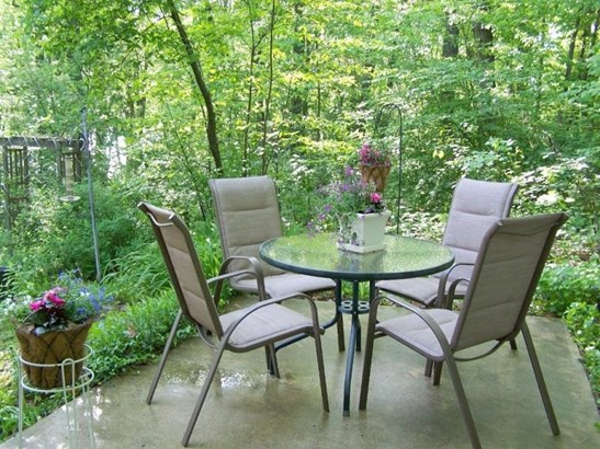 Outside Patio in the Woods (photo 3)