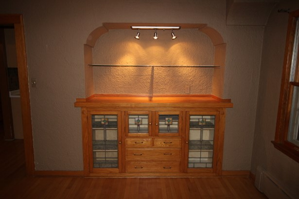 Built-in China Cabinet (photo 5)