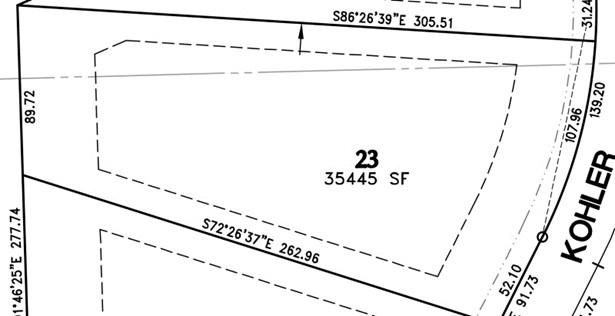 .81 Acre  Partial Exposure Lot (photo 2)
