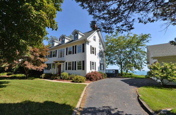 Classic 3 Story Colonial Home