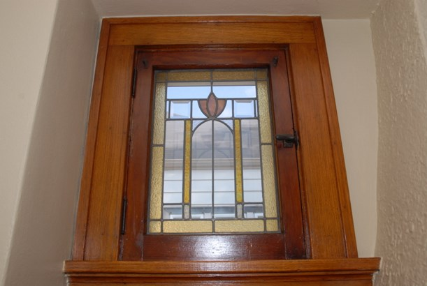 Leaded windows. Stained glass. (photo 5)