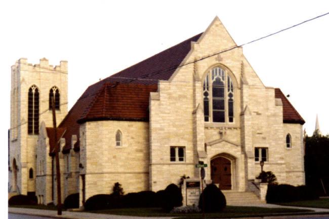 Exterior of Church (photo 1)
