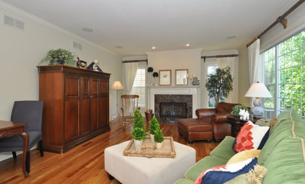 Great Room with Gas Fireplace (photo 5)