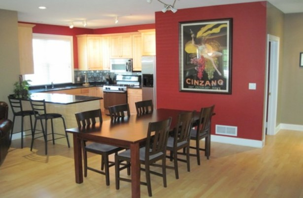 Kitchen and Dining Room (photo 2)