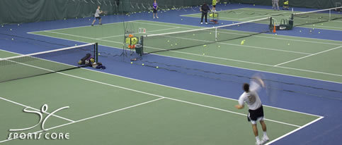 Tennis at the Sports Core (photo 5)