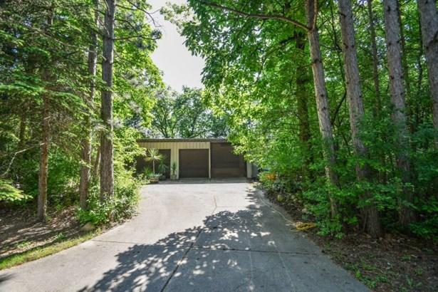 Beautiful tree lined driveway (photo 2)