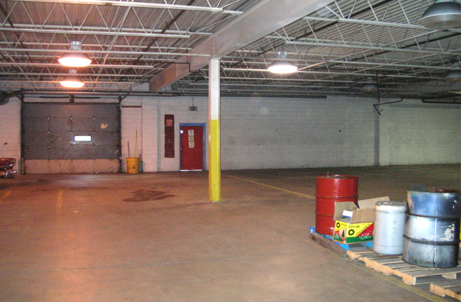 Shop Area With 12'x10' OH Door (photo 4)