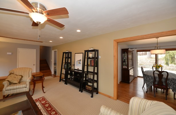 Living Room to Dining to Patio (photo 5)
