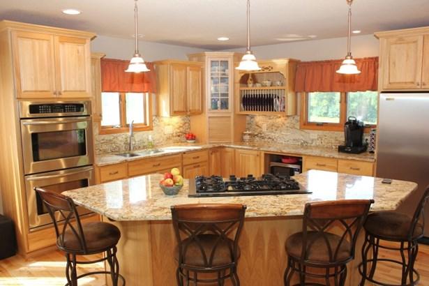 Custom Hickory Cabinets (photo 3)
