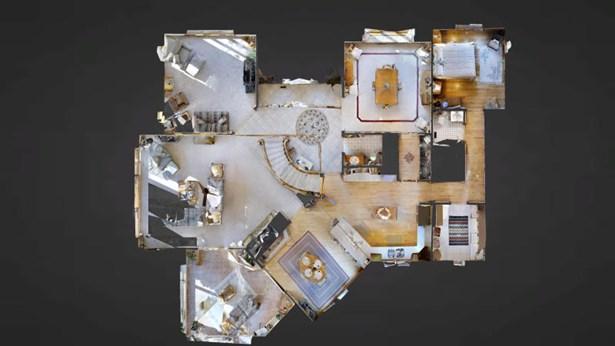 Main Level Floorplan (photo 5)