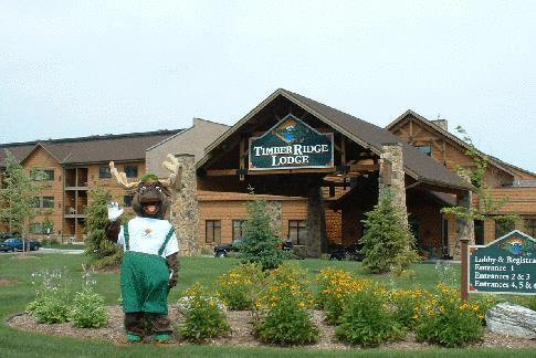 Timber Ridge Entrance (photo 1)