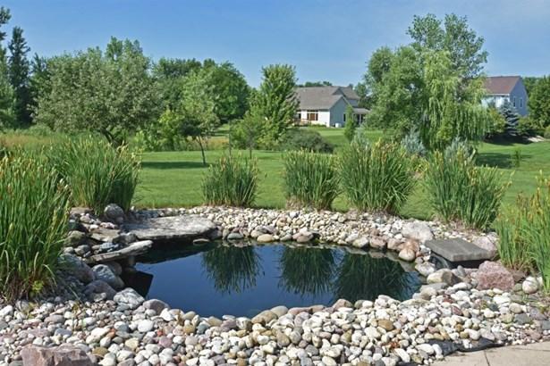 Pond and Backyard (photo 2)