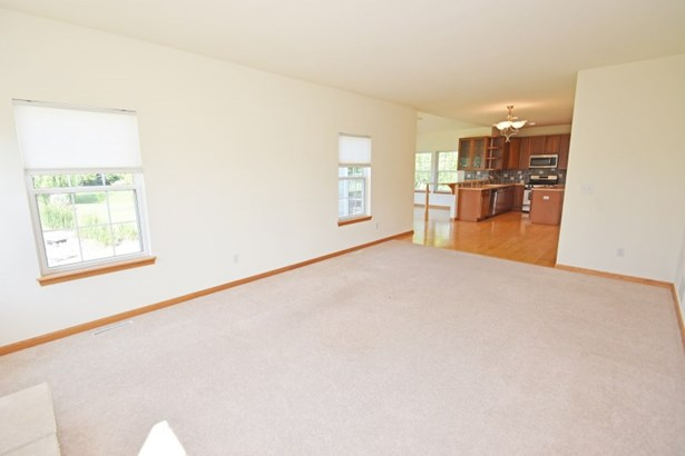 Family Room view to Kitchen (photo 4)