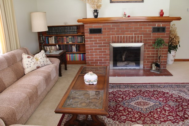 Living Room Fireplace (photo 3)