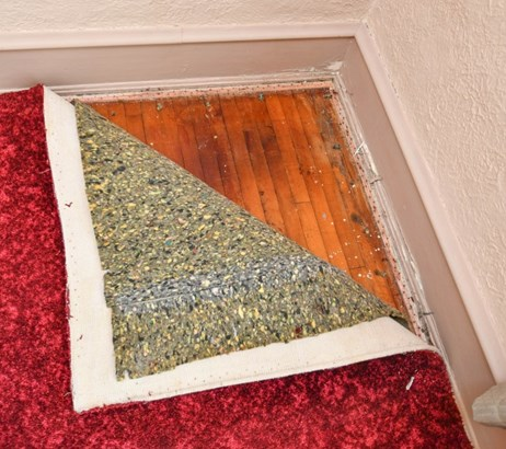 Hardwood Under Carpet (photo 5)
