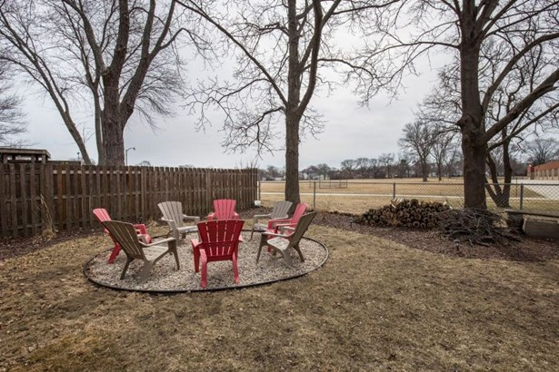Fire-Pit in Fenced-In Backyard (photo 3)