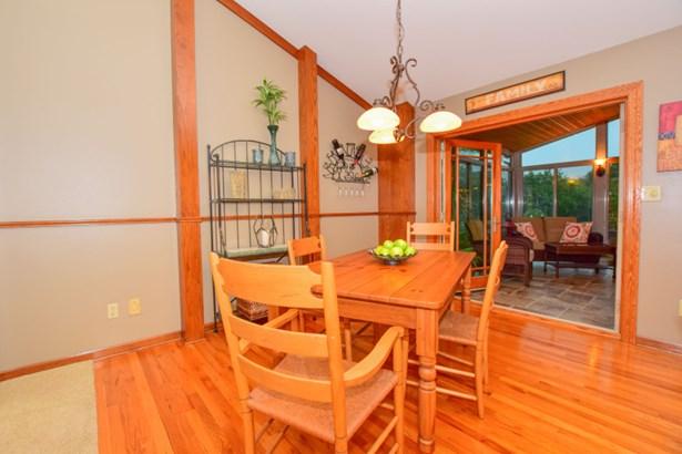 Dining Room with hardwood (photo 5)