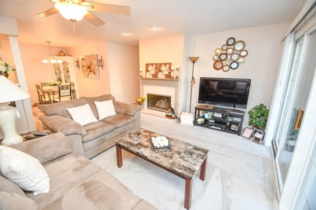 Living Room with Fireplace (photo 3)