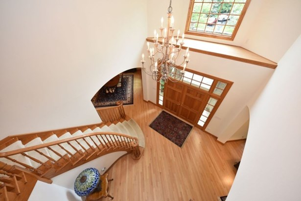 Stunning Foyer from Above (photo 3)