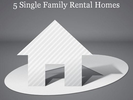 Investment Portfolio- 5 Homes (photo 1)