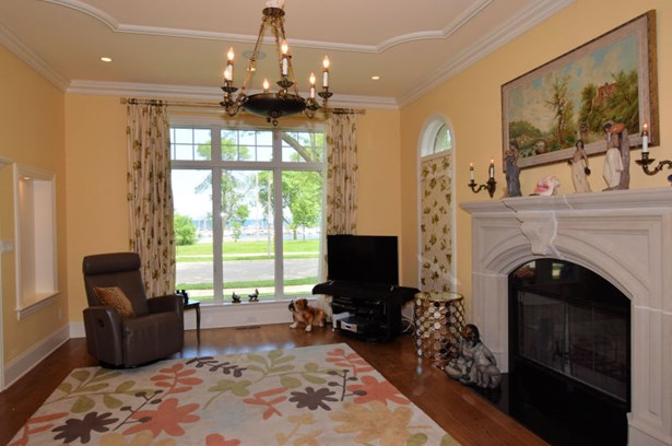 Living Room with Fireplace (photo 5)