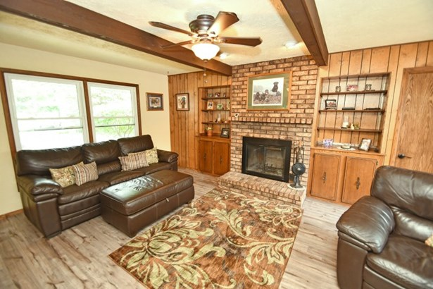Family Room with Fireplace (photo 4)