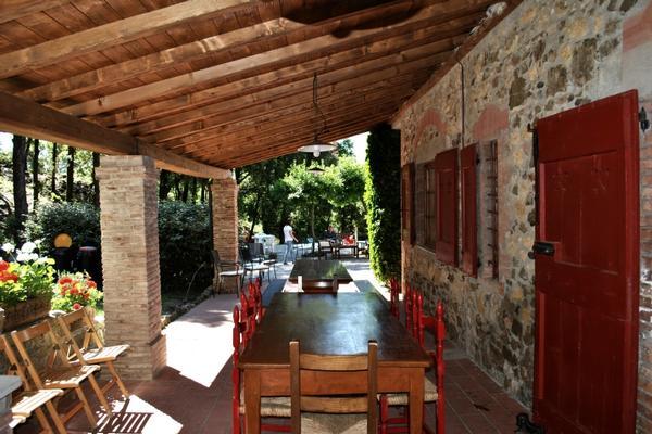 Near San Gimignano / Volterra - ITA (photo 4)