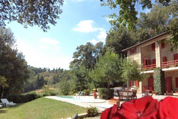 Near San Gimignano / Volterra - ITA (photo 5)