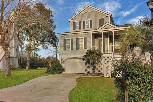 Raised Beach, Detached - Pawleys Island, SC