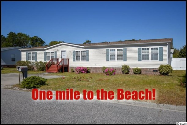Double Wide, Manufactured with Land - Garden City Beach, SC