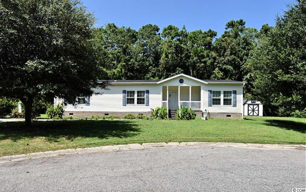 Manufactured Leased Land, Double Wide - Murrells Inlet, SC