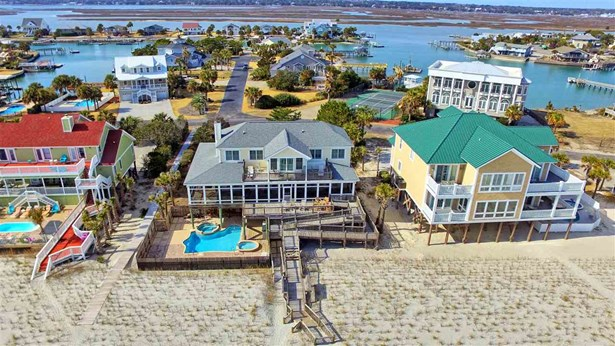 Raised Beach, Detached - Garden City Beach, SC (photo 2)