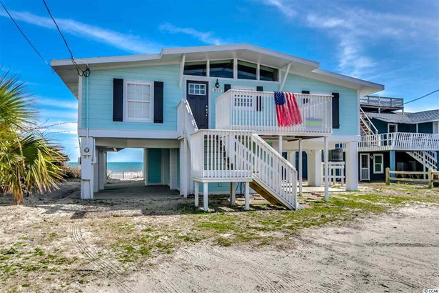 Raised Beach, Detached - Garden City Beach, SC (photo 1)
