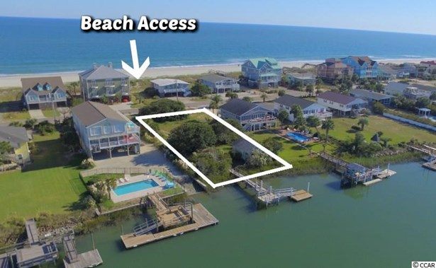 Residential Lot - Garden City Beach, SC (photo 1)