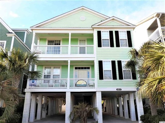 Raised Beach, Detached - Surfside Beach, SC (photo 1)