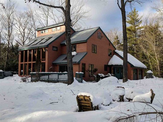 Contemporary,Walkout Lower Level, Single Family - Conway, NH