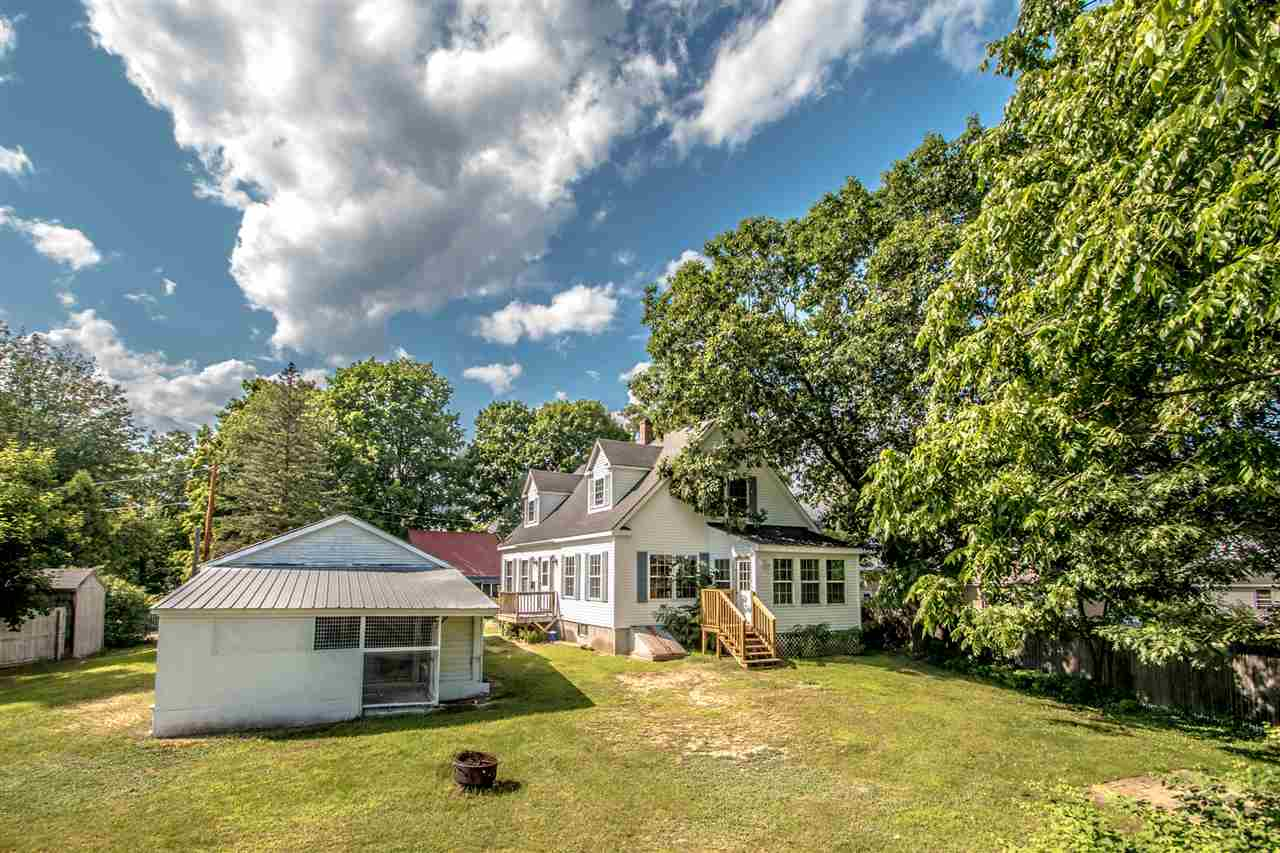 Cape,Multi-Level,Saltbox, Single Family - Fryeburg, ME (photo 1)
