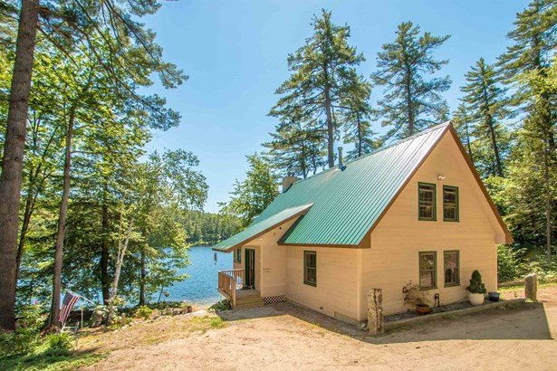 Adirondack,Cape,Chalet,Contemporary,Walkout Lower Level - Single Family