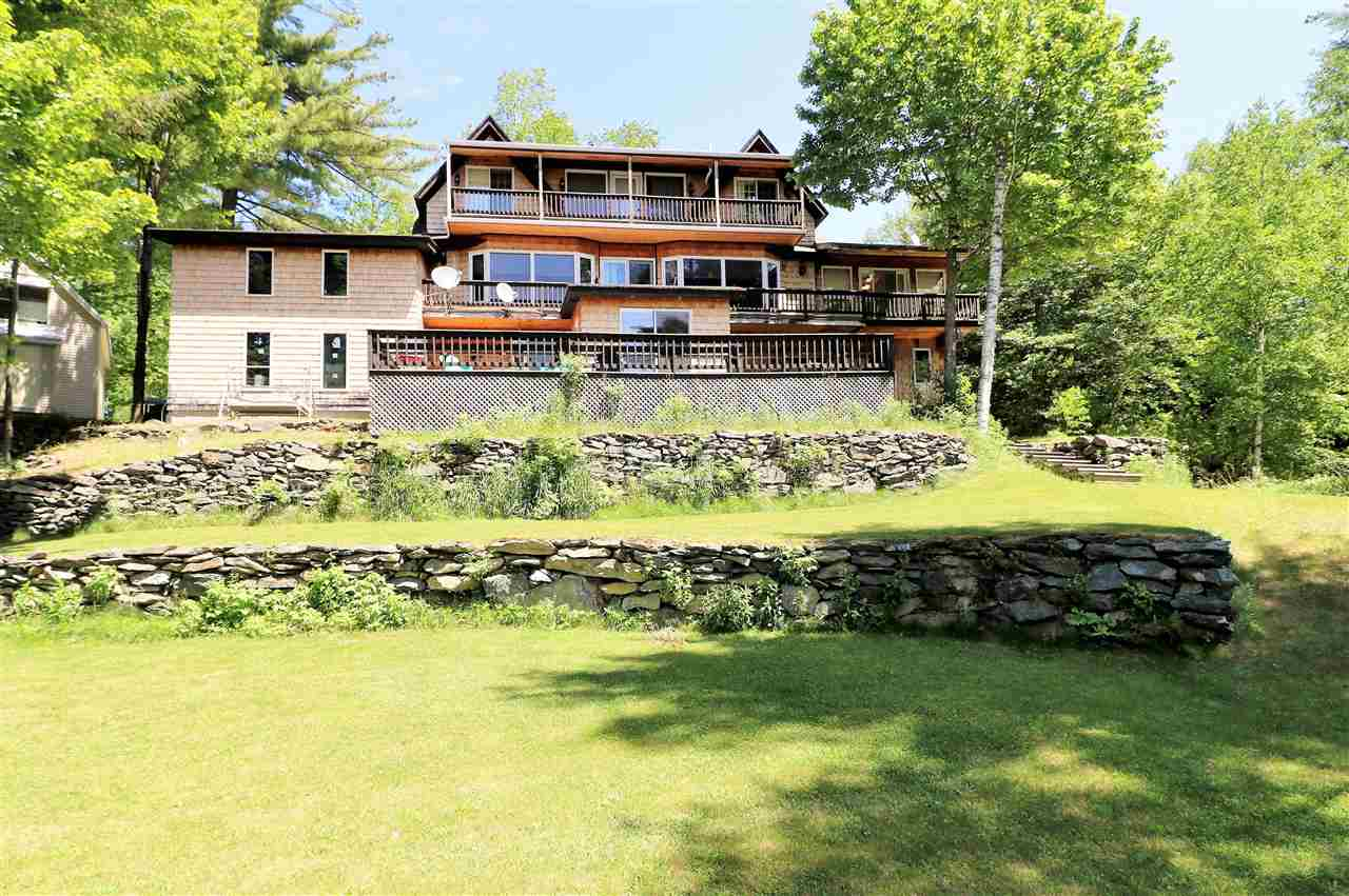 Chalet,Multi-Level,Walkout Lower Level, Single Family - Milan, NH (photo 3)
