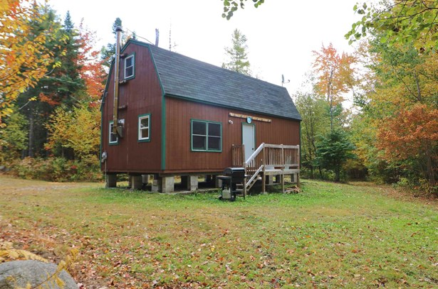 Cabin,Cottage/Camp, Single Family - Dummer, NH