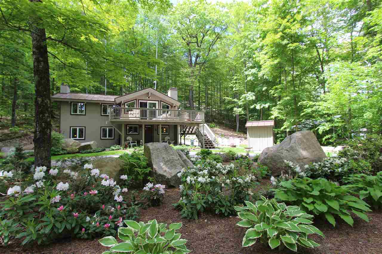 Chalet,Contemporary,Walkout Lower Level, Single Family - Bartlett, NH (photo 2)