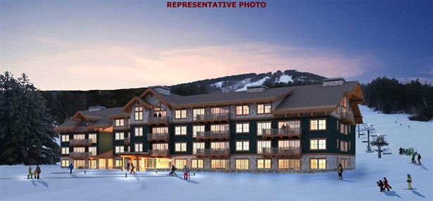 Contemporary,End Unit,Top Floor, Condo - Conway, NH (photo 1)