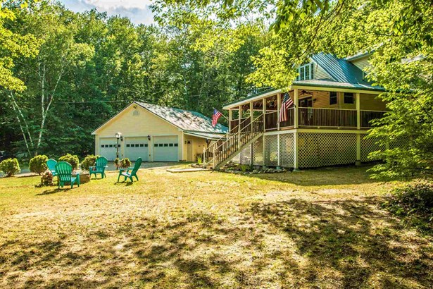 Bungalow,Cabin,Cape,Chalet,Contemporary, Single Family - Lovell, ME