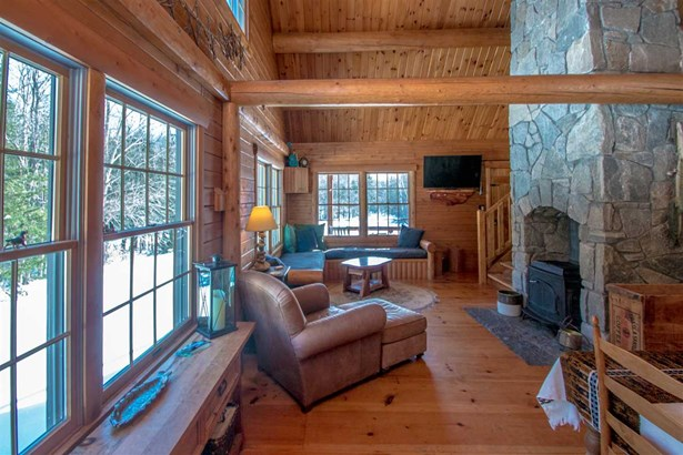 Cabin,Log, Single Family - Jackson, NH (photo 2)